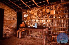 Artesã de Capim Dourado / Comunidade da Mumbuca, Jalapão (TO)