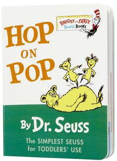 Hop On Pop by Dr. Seuss - Best Price
