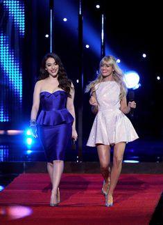 Kat Dennings Photos: The People's Choice Awards Show