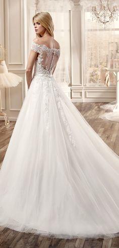 Nicole Spose 2016 Wedding Dress #coupon code nicesup123 gets 25% off at  www.Provestra.com www.Skinception.com and www.leadingedgehealth.com