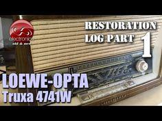 Loewe-Opta Truxa Stereo 4741W