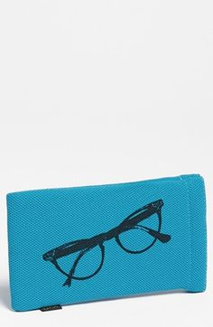 Sax Eyewear Accessory Soft Sunglasses Case   Nordstrom