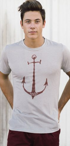 Be the Anchor for Change tee #sevenly