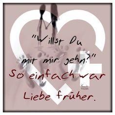 ...willst Du mit mir gehen...❤❗