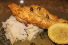 Chicken Piccata from Cuisine At Home