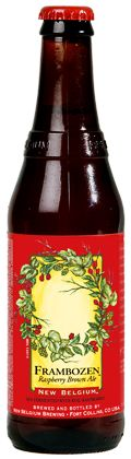 Frambozen - New Belgium Brewing.  I wish I could still drink it-but I still recommend it to my non gluten-free friends.