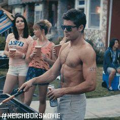 Neighbors Movie April 2014