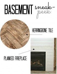 Herringbone tile   Faux Wood  Wood effect ceramic tiles   Ceramic floor tiles  Floor tile  . Faux Wood Tile Herringbone Pattern. Home Design Ideas