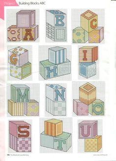 Toy Block ABC 1/3