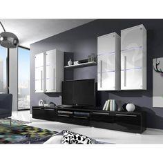 Bari szekrénysor House Design, Lighted Bathroom Mirror, Furniture, Home, Interior, Bathroom Mirror, Home Decor, Settings, Room