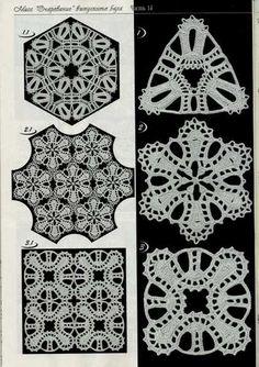 Häkelanleitungen - Duplet No. 124 Russian crochet patterns - ein Designerstück von Duplet bei DaWanda