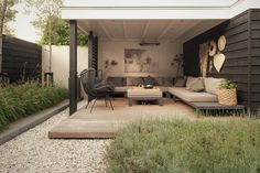 Pergola, Backyard Gazebo, Backyard Sheds, Backyard Garden Design, Patio Design, House Design, Outdoor Rooms, Outdoor Gardens, Outdoor Living