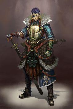 The general by zylhalo.deviantart.com on @DeviantArt