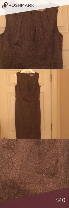 Michael Kors Dress Size 2 MK, excellent condition, has a nice lining in it. Smoke free home ! Michael Kors Dresses
