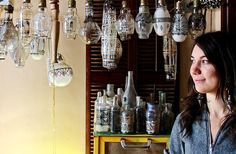 Oakland artist Lauren Napolitano