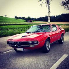 Alfa Romeo Montreal V8