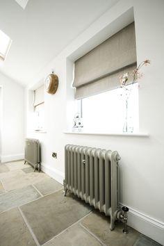 Reclaimed radiators