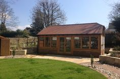 Mitre Oak is a family run business based in Worcestershire providing bespoke oak garden rooms, garages and kits, oak framed houses and more.