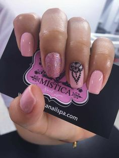 You searched for Manicure - BeautyTime French Manicure Gel, Gel Manicure At Home, Fall Manicure, French Manicure Designs, Manicure Colors, Cool Nail Designs, Love Nails, Fun Nails, Harry Potter Nail Art