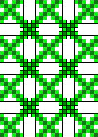 Double Irish Chain Patchwork Quilt Block and Pattern Quilting Templates, Quilt Block Patterns, Quilting Tutorials, Quilting Projects, Quilting Designs, Quilt Blocks, Quilting Ideas, Patchwork Patterns, Celtic Quilt