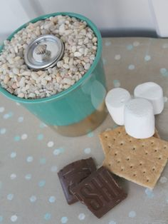 How to Make Indoor Smores