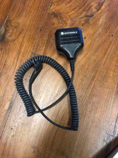 microphones motorola speaker microphone model nmna oem new microphones 1 motorola hkln4606 remote speaker microphone for motorola two way radios > buy