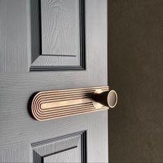 Bauhaus Furniture, Door Furniture, Modern Furniture, Porte Design, Deco Design, Design Design, Home Interior Design, Interior Architecture, Interior And Exterior
