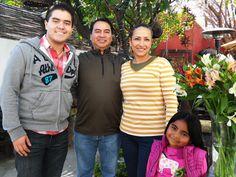 FAMILIAS QUE LE TIENEN CARIÑO AL TRASPATIO