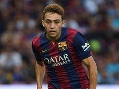 Crystal Palace 'still interested in Barcelona forward Munir El Haddadi'
