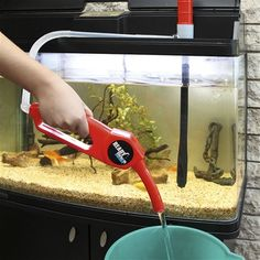 Home Aquarium Ideas: The Aquarium Buyers Guide Handy Water Pump - great for spills, tanks and ponds!