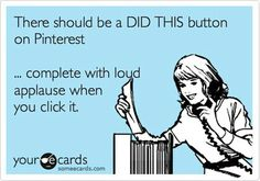 "Pinterest ""did this"" button"