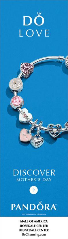 08aa921fb 101 Best #BeCharming images in 2019 | Pandora Jewelry, Bracelets ...