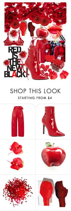 """""""Trendy"""" by noelia-ferreiro ❤ liked on Polyvore featuring Christian Dior, Carmen March, Jessica Simpson and Napier"""