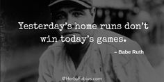 Success Quotes: Babe Ruth