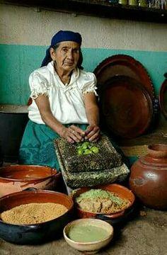 Cocinera #artesaniasmexico