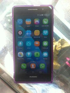 Se vende o cambia Huawei p6