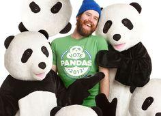Vote Pandas 2012