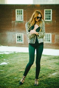 Leopard Coat- Year in Review | www.LittleJStyle.com