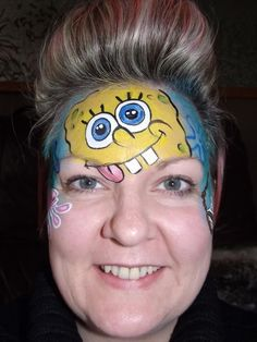 Debz Faces || spongebob