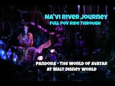 Navi River Journey - Full Ride Through | Pandora - The World of AVATAR | Walt Disney World - YouTube