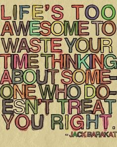 life's too awesome.  :-)