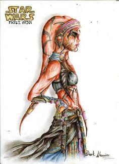 Lady Sith by: Dark_Warrior  Artwithdarkwarrior.blogspot.com