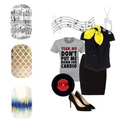 Guess The Chick Flick Spring Summer 2015 Jamberry Nails Games Pitch Perfect