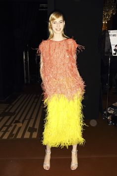 PFW FW13 Backstage: Dries Van Noten
