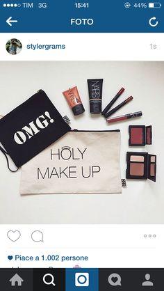 Make up pochette