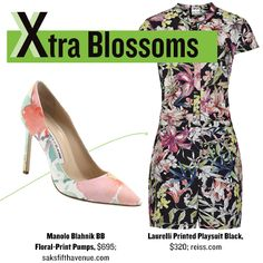 X: Xtra Blossoms