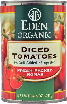 Whole Foods Tomatoes Bpa