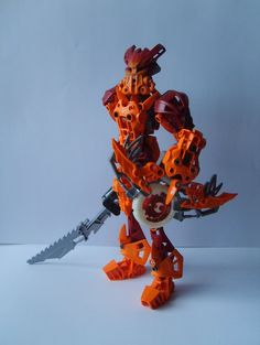 Bionicle MOC Danrel by zygip on deviantART