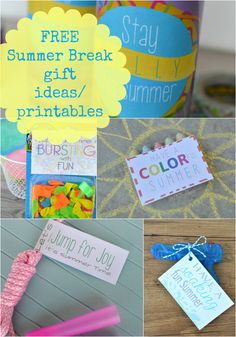 Our Thrifty Ideas | Summer Break – FREE printables Round-up | http://www.ourthriftyideas.com