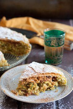 Bastilla (Moroccan Chicken Pie)